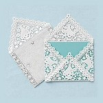 Lace Envelope and Stationery