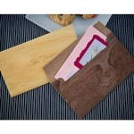 Wooden Envelopes and Stationery