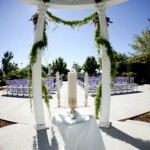 Brentwood Golf Club Gazebo wedding ceremony