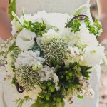 Rustic Bridal Bouquet