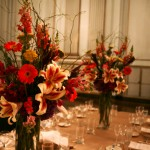 The Green Room San Francisco whimsical wedding florals by Anne Mendenhall