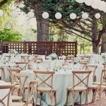 The Grove Silverado Resort Outdoor Wedding Reception