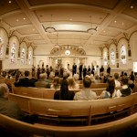 Wedding Ceremony - Most Holy Redeemer Catholic Church San Francisco CA
