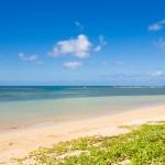 Anini Beach Kauai Hawaii