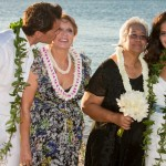 Antonio Sabato Jr with Mom Yvonne Cheryl Moana Marie and Mom Diane