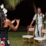 Hula Dance Performance at Sabato Wedding Reception