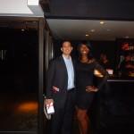 Jon'ette with the owner of JLM Wealth Strategies