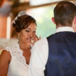 Dublin Kolb Hay Barn Wedding Ceremony