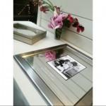 Titanium Picture Frame Guest Book